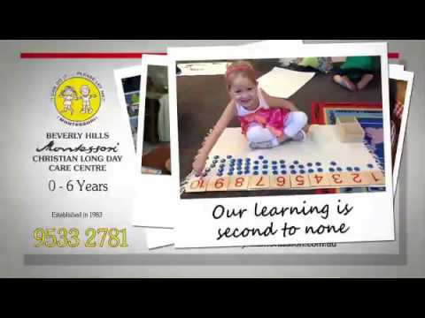 Montessori Classroom: children are confident and involved 4
