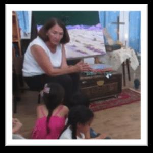 In the Montessori classroom: children explore the diversity of culture, background and traditions of Australia 1