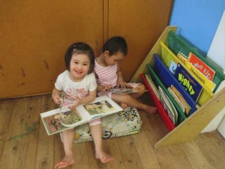 In the Montessori classroom: children explore the diversity of culture, background and traditions of Australia