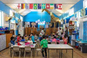 Beverly Montessori class