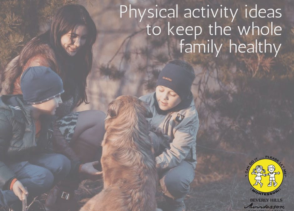 Read more about the article 5 Tips on how you can be active with your kids